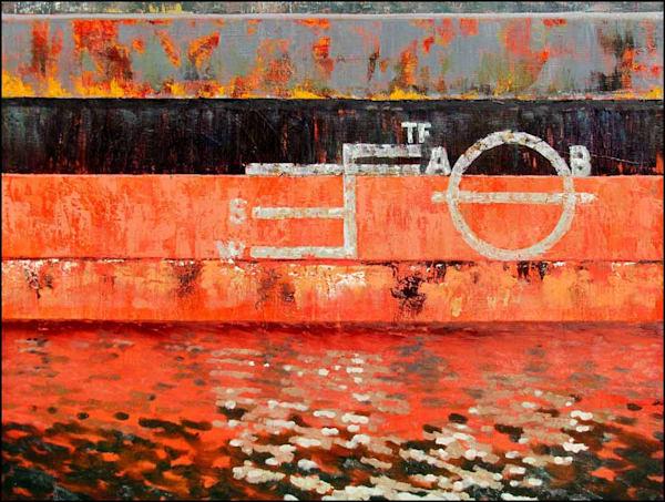 Plimsoll Line Art | Fountainhead Gallery