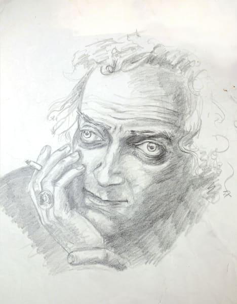 Comfortably Mad Sketch Art   Giordano