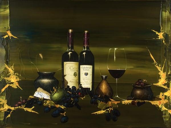 An Autumn Pause   Fine Art Print Art | Thomas Easley Art