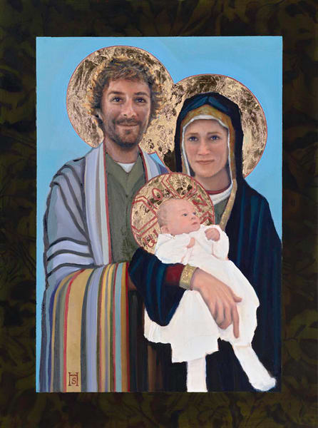 Holy Family Art | Robin Imaging Services