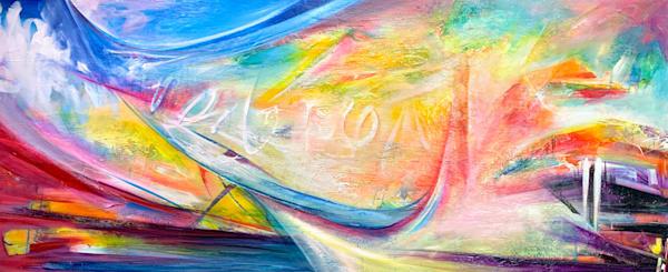 Sailing Onward Art | Kristyn Watterworth