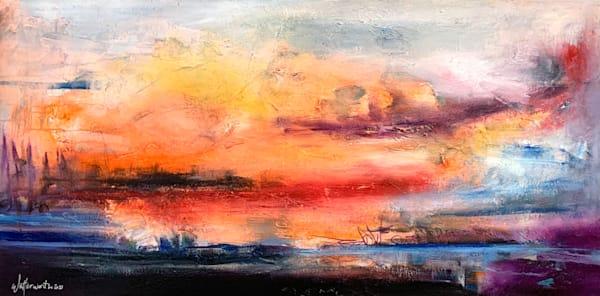 Reflecting Art | Kristyn Watterworth