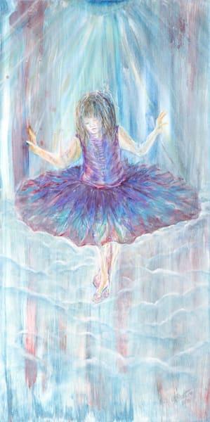 Ethereal Dancer Art   lisaabbott