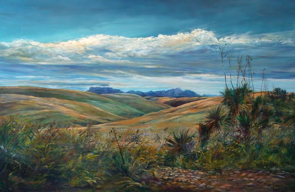 Lindy Cook Severns Art | The Colors of Silence, print