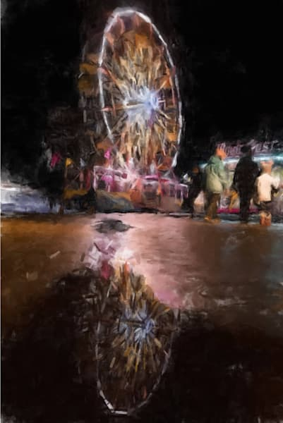 The Ferris Wheel Art | Windhorse