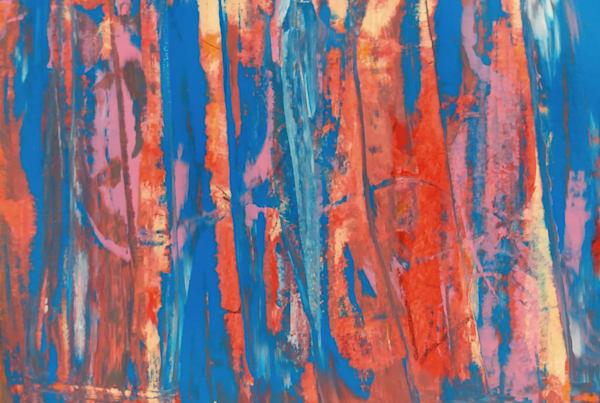New York Abstract 002 Art | Yonko Kuchera