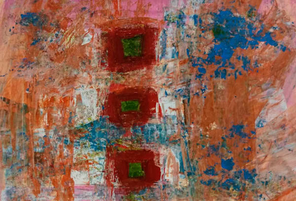 New York Abstract 003 Art | Yonko Kuchera