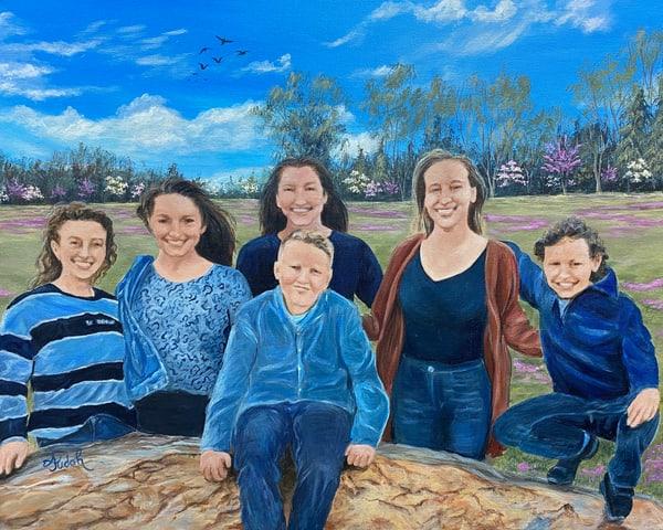 Cousins Art | alanajudahart