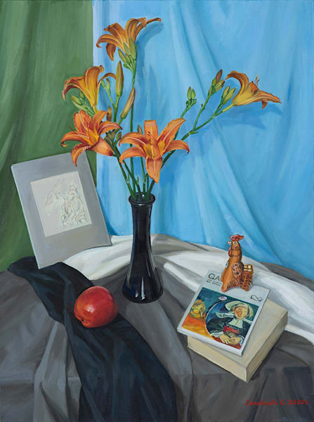 With Love For Gauguin Art | Contemporary Art Gallery Online