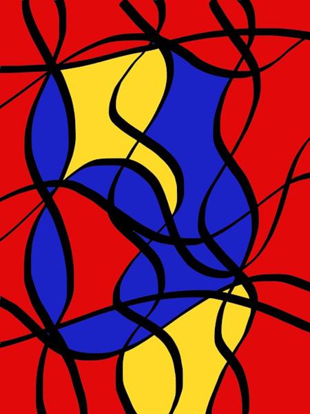 Interweave Series Art | Yonko Kuchera