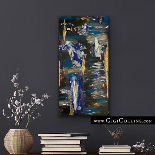 Hancock Gallery Wrap Limited Edition Art | Gigi Collins Art