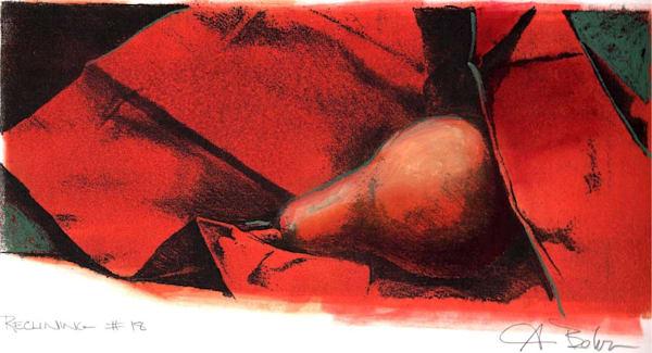 Reclining (Unframed) Art | Fountainhead Gallery