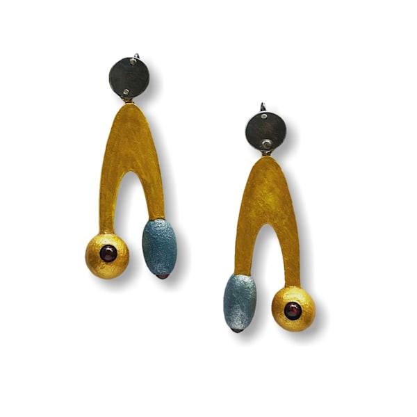 """Exploration"" Earrings | smalljoysstudio"