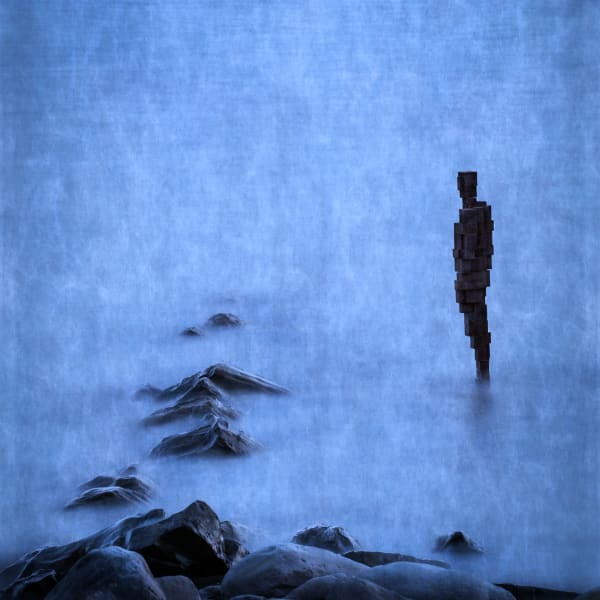 Gormley Sculpture Art | Roy Fraser Photographer