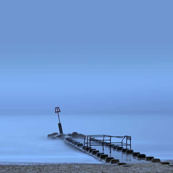 Groyne Nos 18 Art | Roy Fraser Photographer