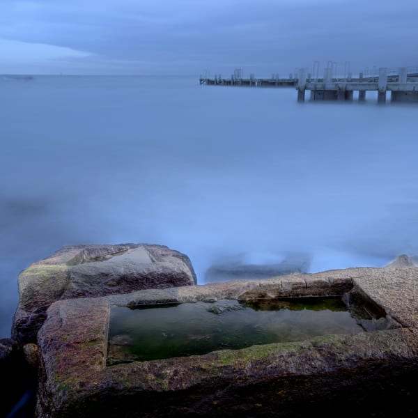 Swanage Pier Art | Roy Fraser Photographer
