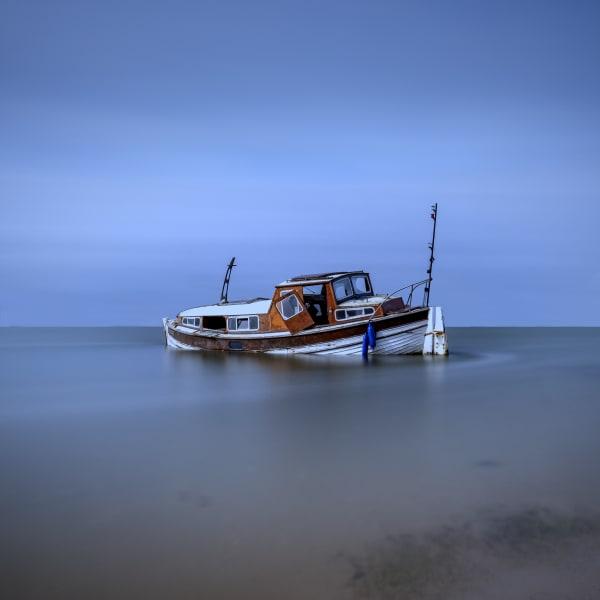 Retired Boat Art | Roy Fraser Photographer