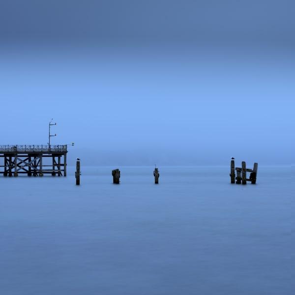 Swanage Old Pier Art | Roy Fraser Photographer