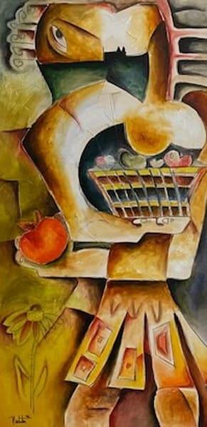 Orange Apple Art | CVCAF Gallery
