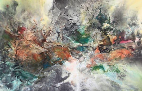 Fantasia (Unframed) Art   Karen Kurka Jensen