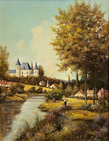 By The Chateau Art | CVCAF Gallery