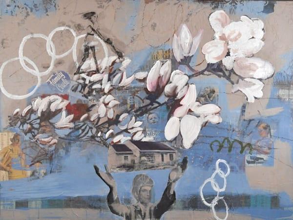A Day To Blossom Art   memoryartgirl