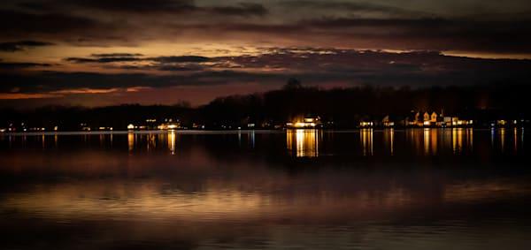 Portage Lake Reflections Photography Art | Ursula Hoppe Photography
