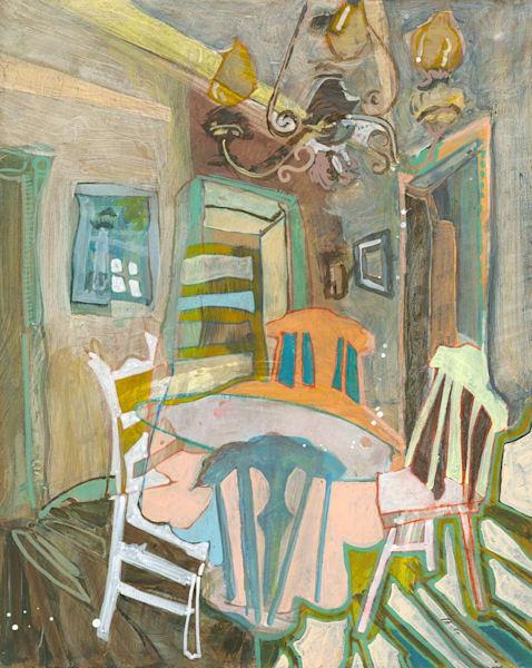 Isle Au Haut No. 01 Art | Erika Stearly, American Artist
