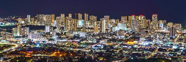 Honolulu City View