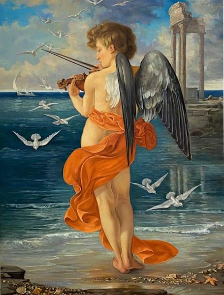 Heavenly Music Art | CVCAF Gallery