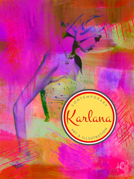 $100 Gift Card   Karlana Pedersen Visual Art & Illustration