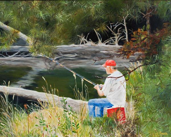 Lake Smith Fishing