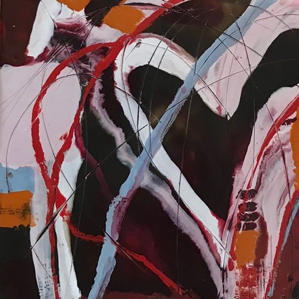 Abstract Love #1 Art | merlynbost