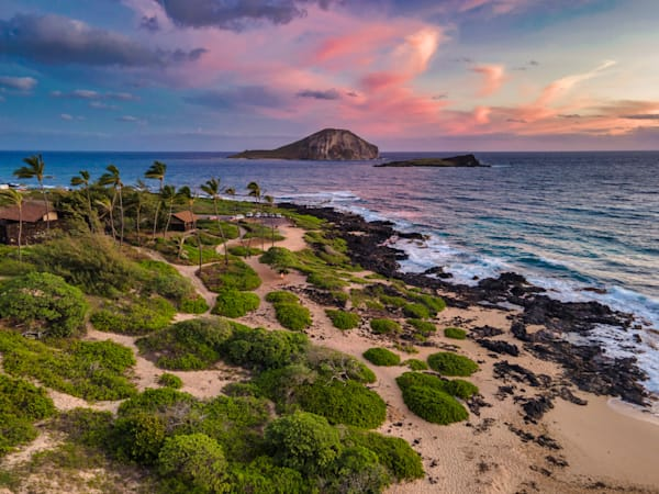 Manana Island Skies