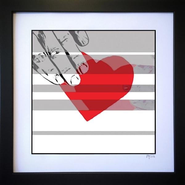 Hearts Art | Jon Savage Contemporary Art