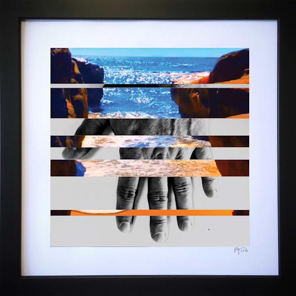 Wave Hand Art | Jon Savage Contemporary Art
