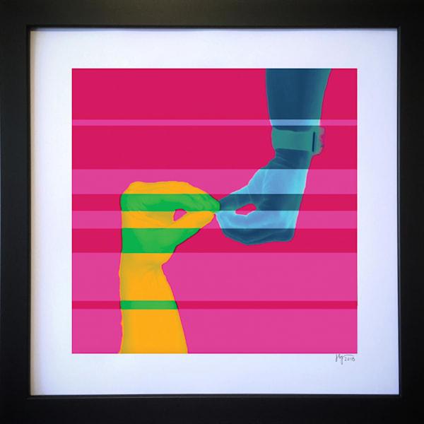 Open Up Art | Jon Savage Contemporary Art