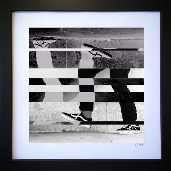 Just Walk Art | Jon Savage Contemporary Art