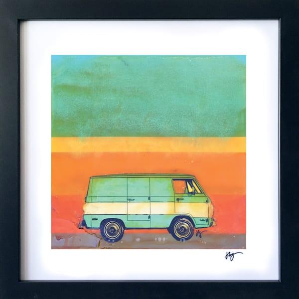 Good Time Van Art | Jon Savage Contemporary Art