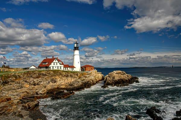 Portland Head Lighthouse Photography Art   RAndrews Photos