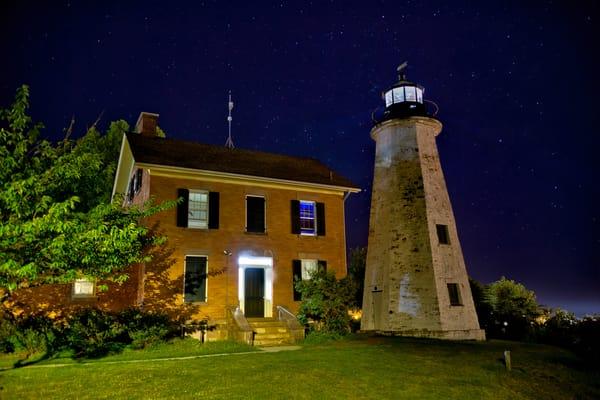 Charlotte Lighthouse  Photography Art   RAndrews Photos