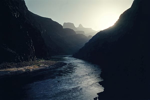 Inner Gorge Of The Grand Canyon At Sunrise Photography Art | RAndrews Photos