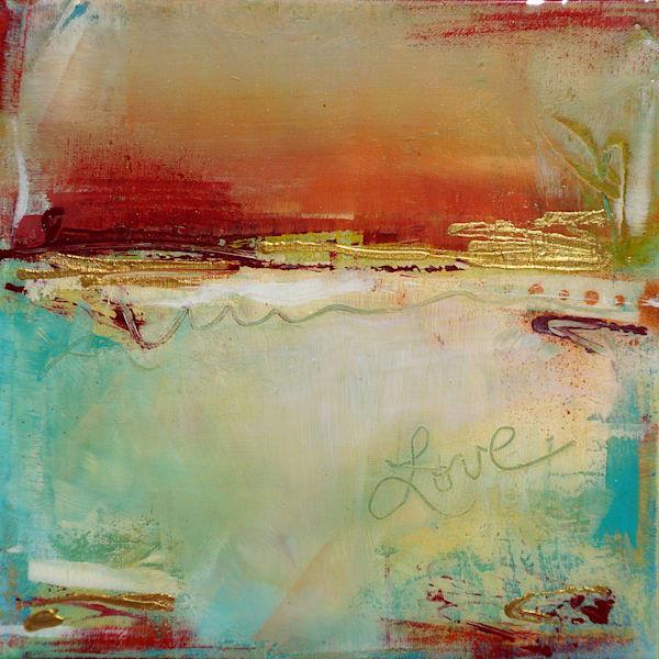 Meditation Love 1 Art | Tara Catalano Studios