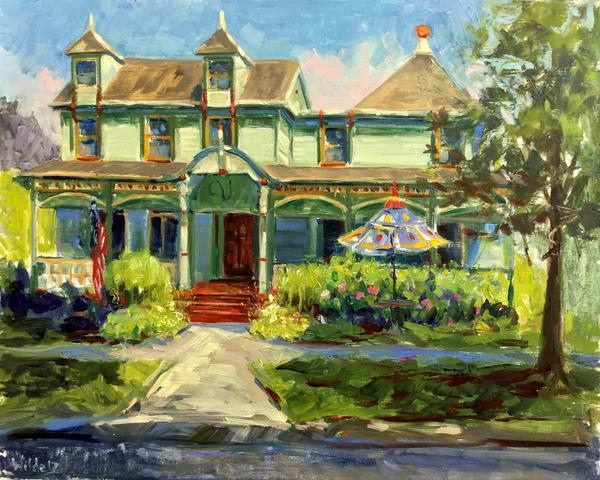Vandiver Inn Art | Mid-AtlanticArtists.com