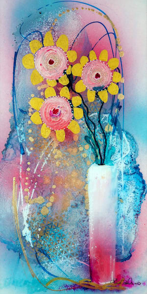 Bloom 2 Art | Tara Catalano Studios