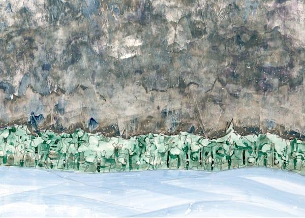 Michigan Winter Art | Laura Coffee
