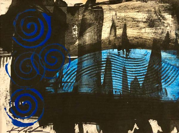 Big City (Giclee Reproduction) Art | Karlana Pedersen Visual Art & Illustration