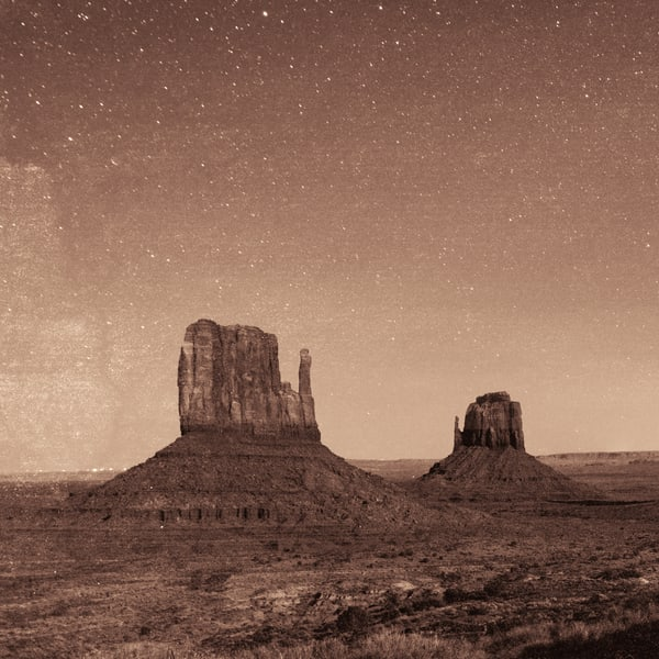 Star Struck Mittens Photography Art   Call of the Mountains Photography
