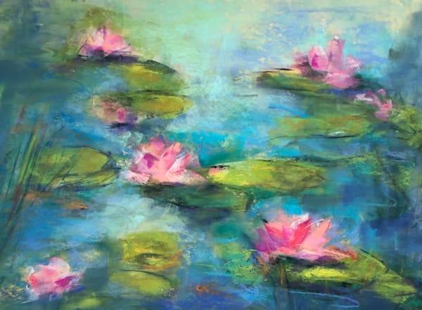 Water Lilies 1 Art | East End Arts