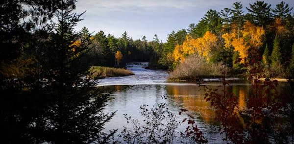 Lower Tahquamenon Falls Photography Art | Ursula Hoppe Photography